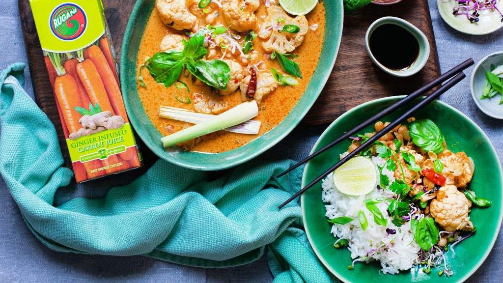Tasty Cape Malay Chicken Curry
