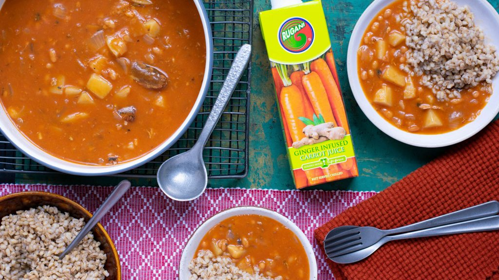 One-Pot Fish Stew with Beans
