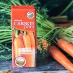 100% Pure Carrot Juice