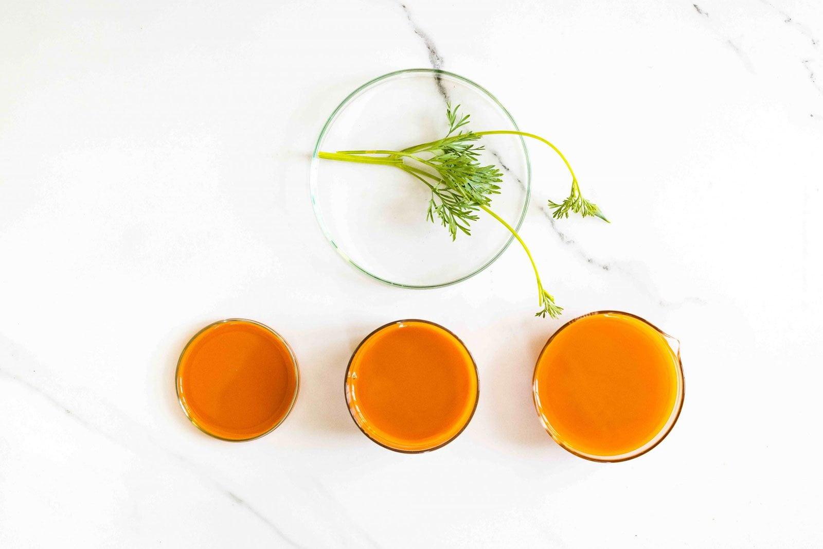 Beta carotene benefits for your skin