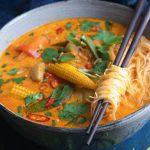 tikka chicken noodle