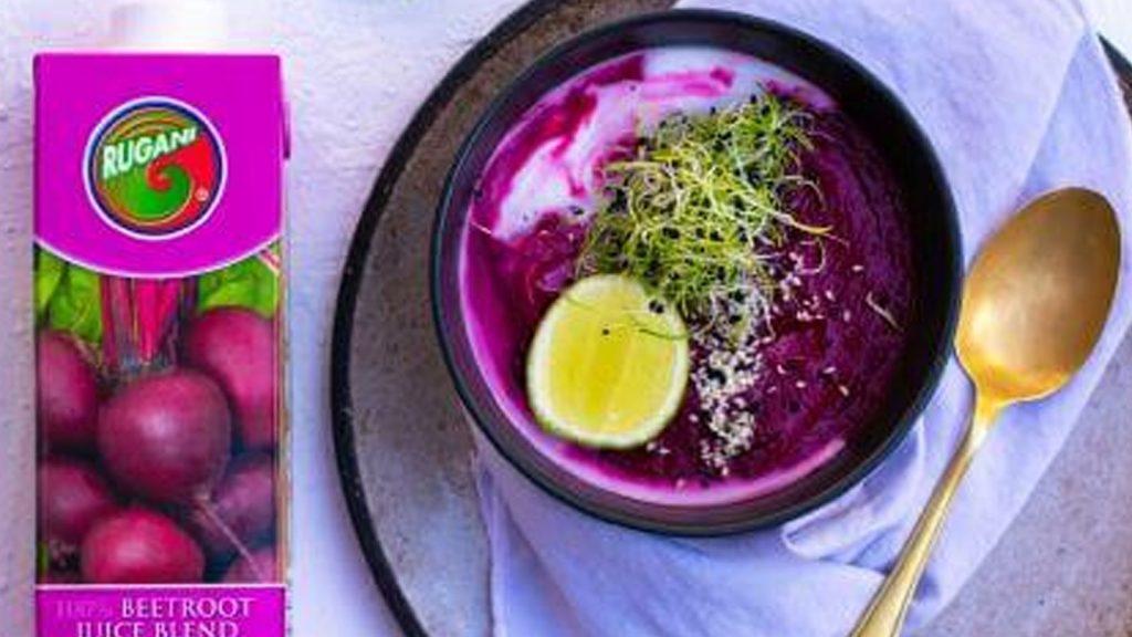 Rugani Roasted Beetroot & Lime Soup