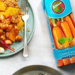 Buck weat carrot