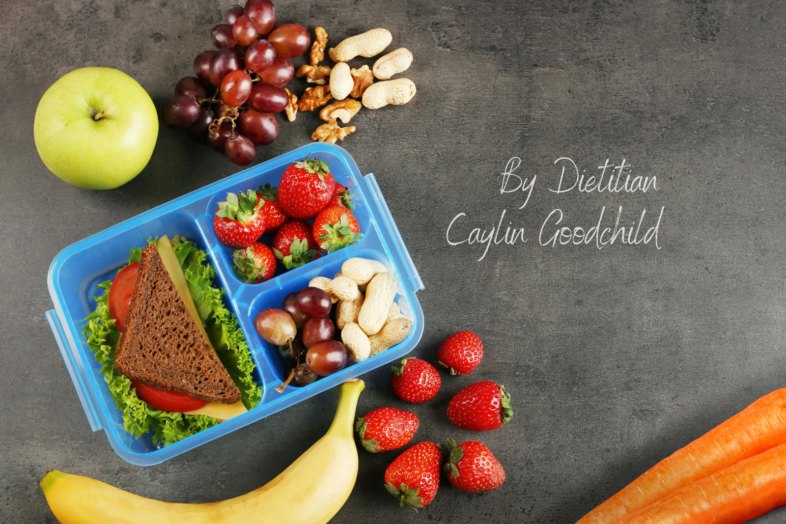 Caylin Goodchild Lunchbox build