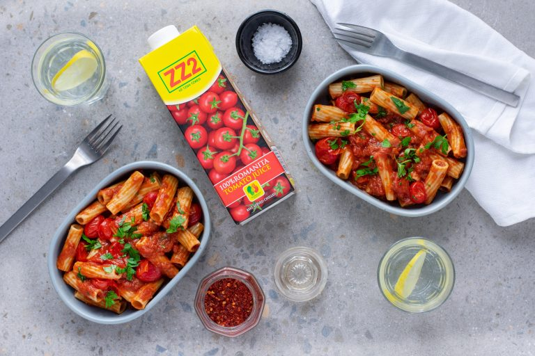 Rugani ZZ2 Napoletana Pasta Recipe