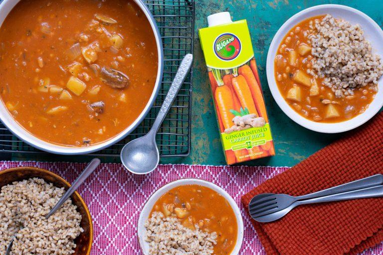 Fish Curry Pot