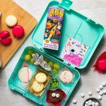 Rugani ABC Juice lunch box idea