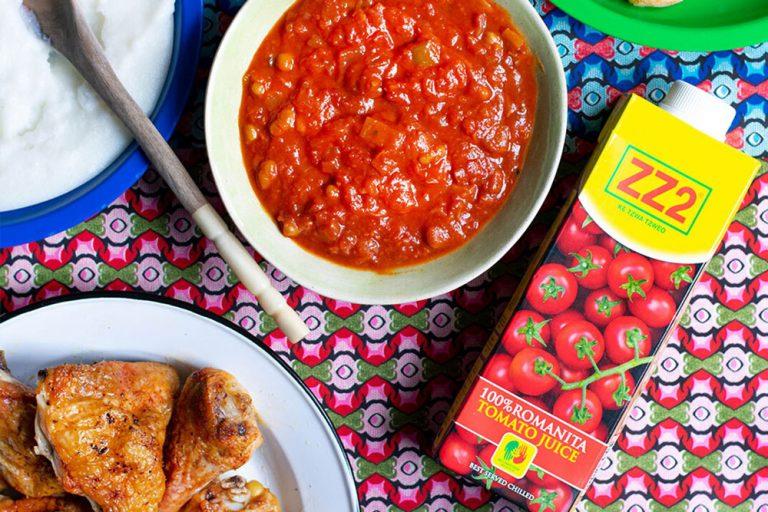 ZZ2 Tomato gravy
