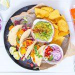 Rugani juice buffalo and cauliflower tacos (vegan)
