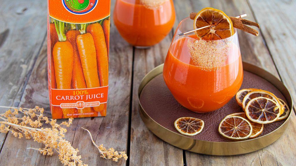Jolly Carrot Splash By Barman Joe