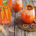 Carrot beverage
