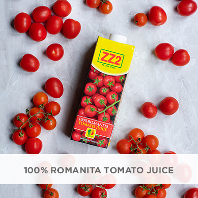 100% Romanita Tomato Juice 750ml