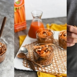Rugani Juice Carrot Cake Chai Pudding