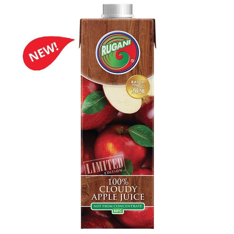Rugani 100% cloudy apple 750ml juice