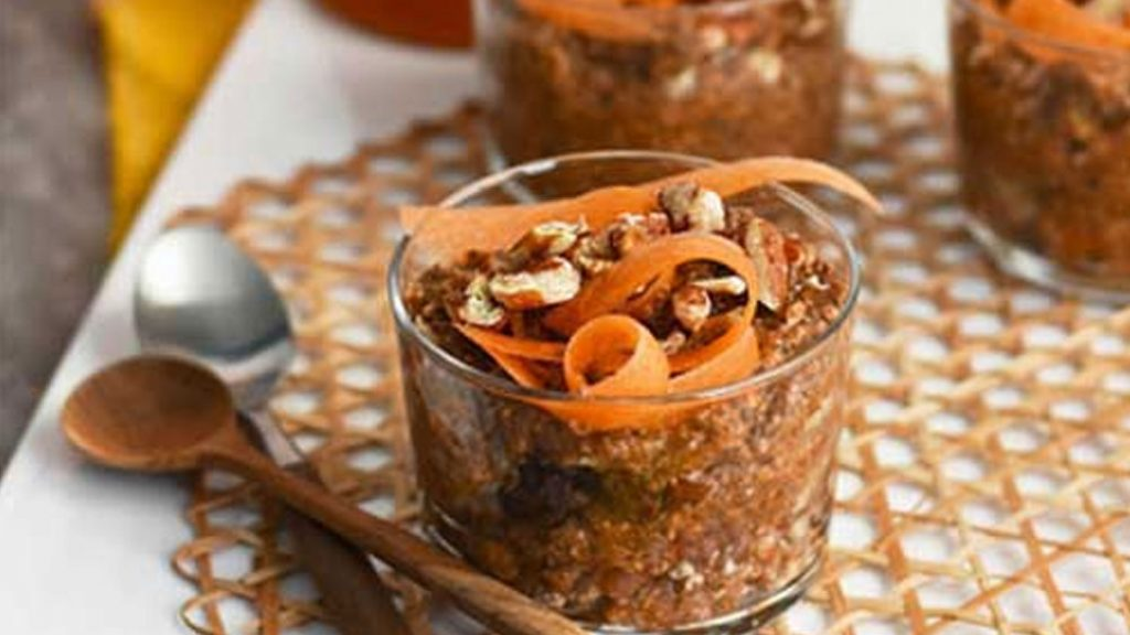 The dietician's answer to a healthy pudding