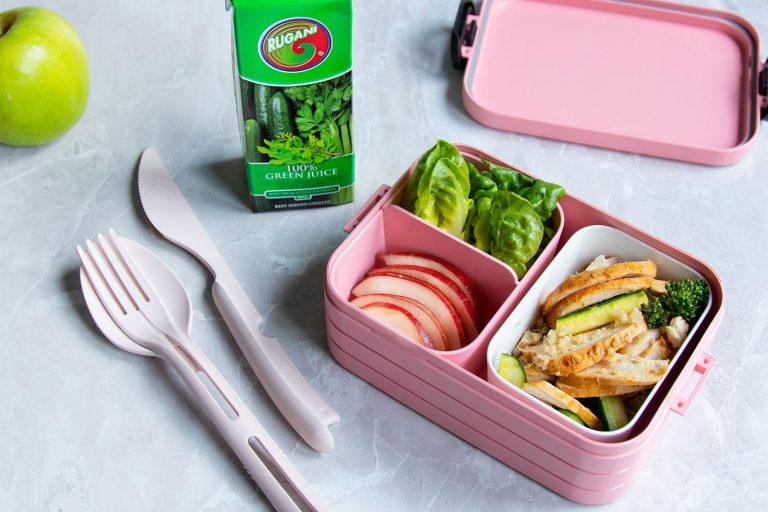 Chicken & Quinoa Salad lunch box