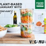Veganuary with Rugani and foodlover's market