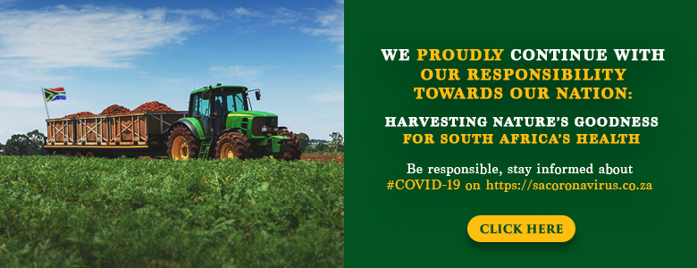 Proudly South African Farming Covid 19