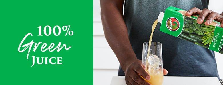 Rugani 100% Green Juice