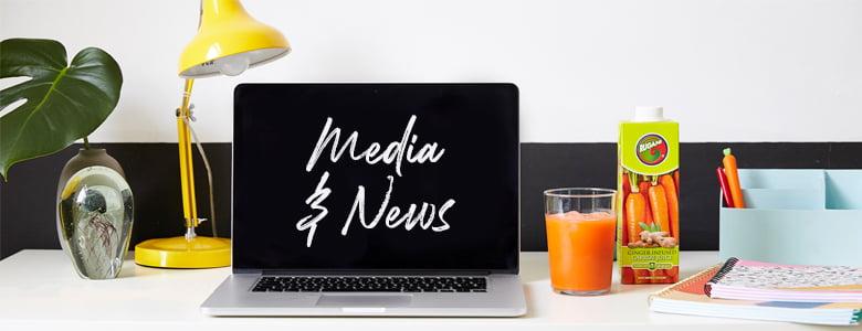 Rugani Juice media and news