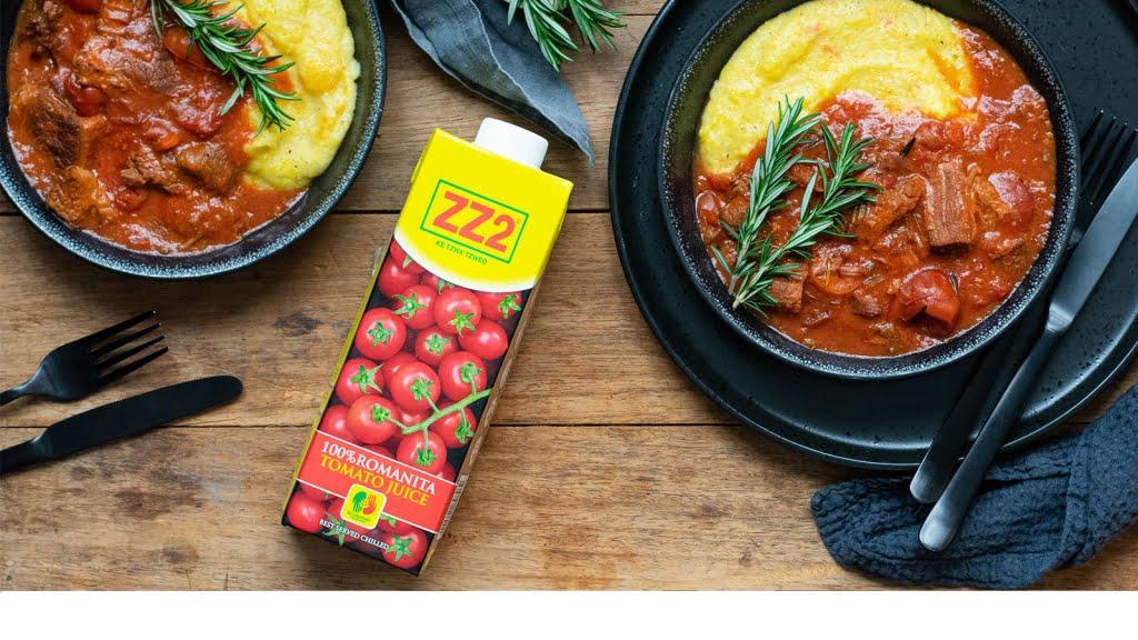 Rich ZZ2 Tomato Beef Stew
