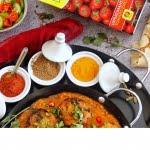 Moroccan Fish Cakes in Tomato Chermoula Sauce